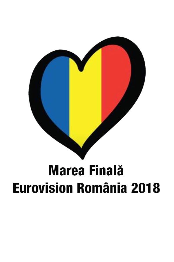 Marea Finală Eurovision România 2018 la Sala Polivalentă