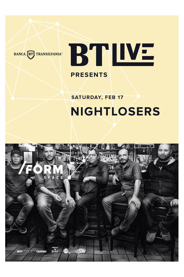 BT Live: Nightlosers la Form Space Club