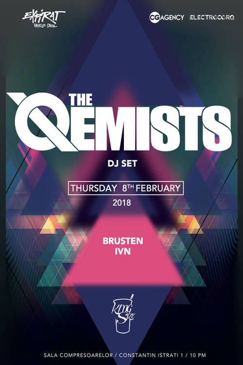 The Qemists (DJ Set) la Expirat Club