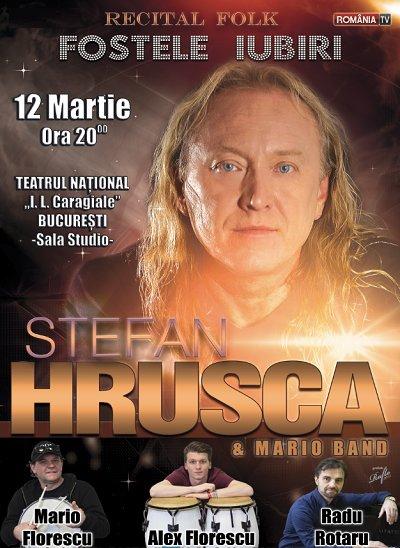 Ștefan Hrușcă -