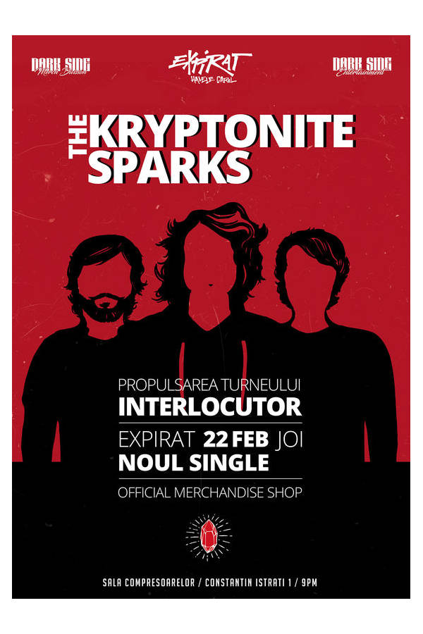 The Kryptonite Sparks la Expirat Club
