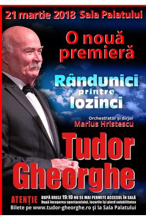 Tudor Gheorghe - Rândunici printre lozinci la Sala Palatului