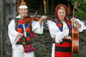 Cornelia și Lupu Rednic