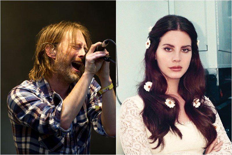 Radiohead o acuză de plagiat pe Lana Del Rey