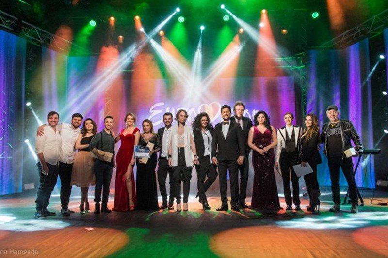 Semifinala Eurovision de la Craiova