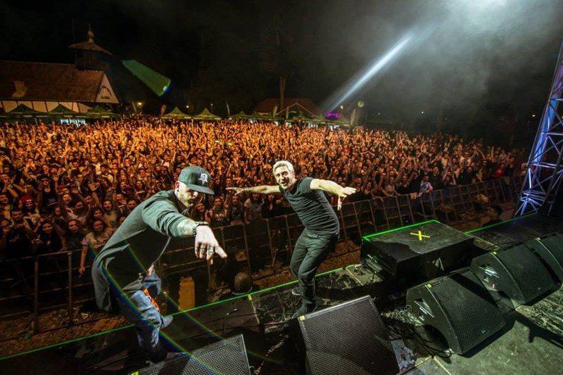 DJ Fresh la Revolution Festival