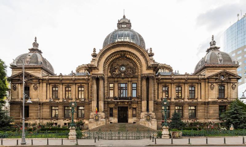 Palatul CEC din București