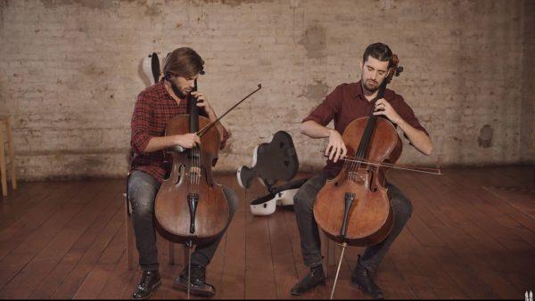 Videoclip 2Cellos Cover Ed Sheeran Perfect