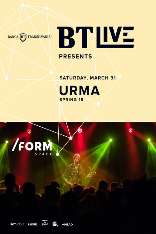 BT Live: Urma la Form Space Club