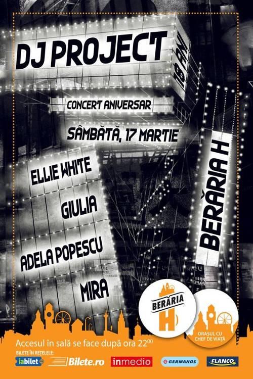 DJ Project la Berăria H