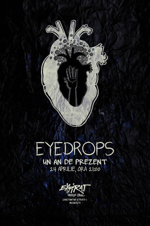 Eyedrops la Expirat Club