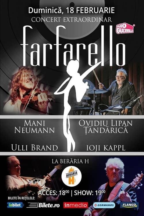 Farfarello feat. Țăndărică și Ioji Kappl la Berăria H