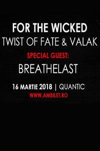 For The Wicked la Quantic Club