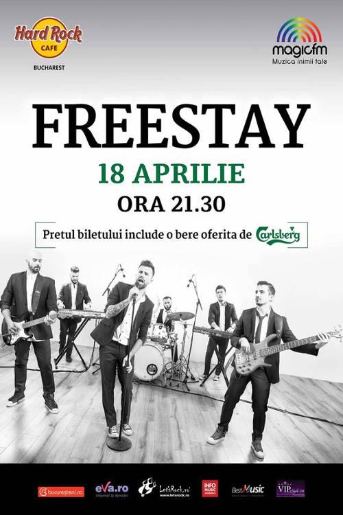 FreeStay la Hard Rock Cafe