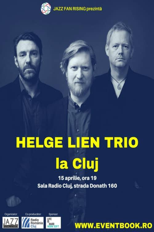 Helge Lien Trio la Sala Radio din Cluj Napoca