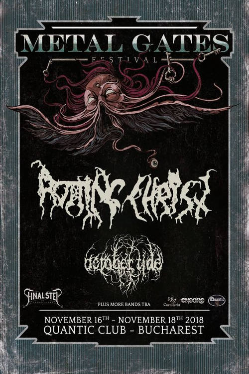 Metal Gates Festival 2018 la Quantic Club
