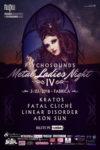 Psychosounds Metal Ladies Night IV
