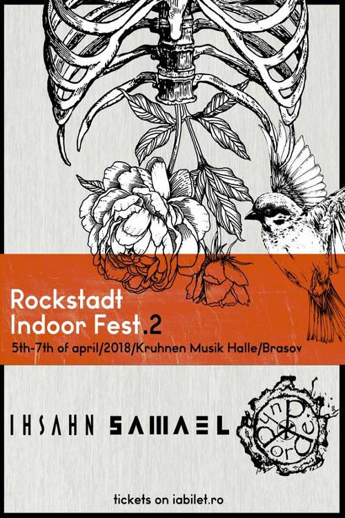 Rockstadt Indoor Fest la Kruhnen Musik Halle