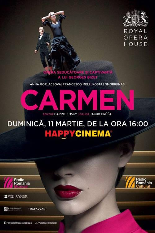 The Royal Opera House - Carmen la Happy Cinema