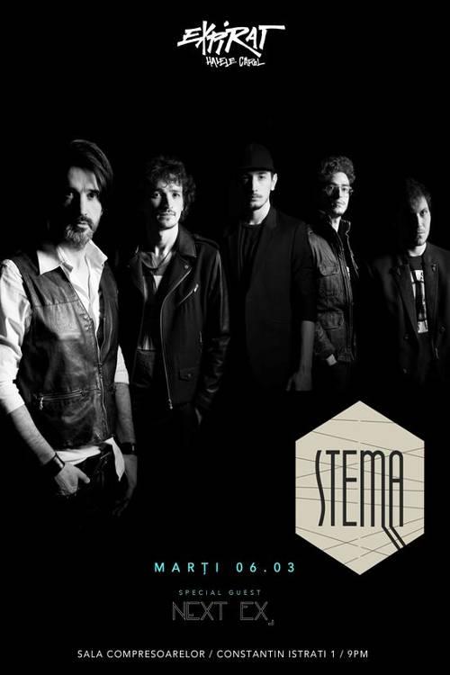 Stema / Next Ex la Expirat Club