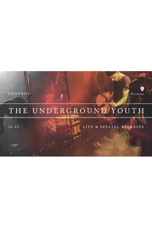 The Underground Youth la Club Control