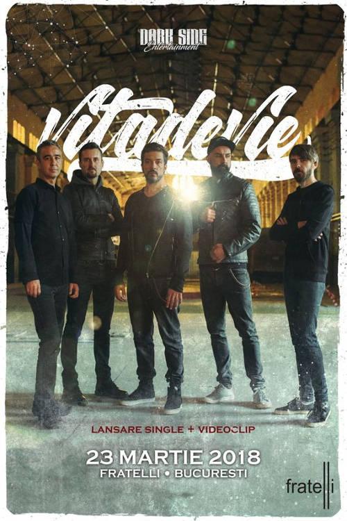 Vița de Vie - lansare single și videoclip la Fratelli Studios