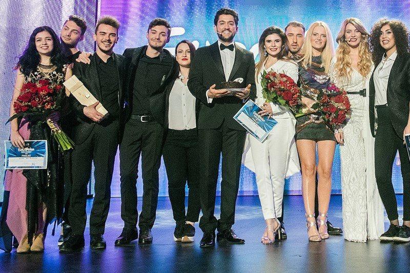 Castigătorii Semifinalei Eurovision 2018 de al Sighișoara
