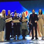 Câștigătorii Semifinalei Eurovision de la Turda