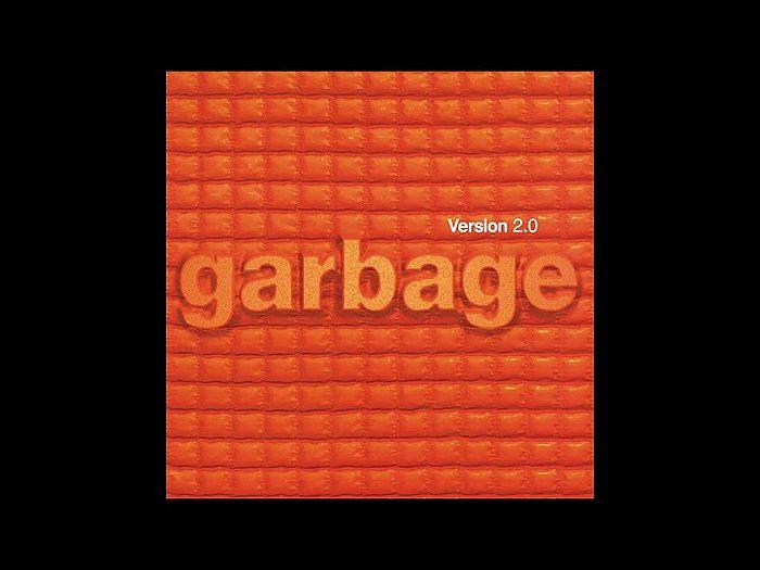 Coperta Garbage Version 2.0 relansat