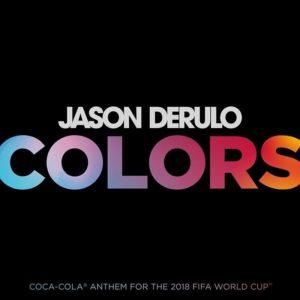 Coperta Single Jason Derulo Colors