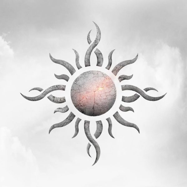 Coperta album Godsmack When Legends Rise