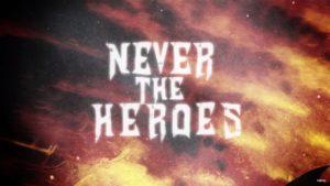 Lyric Video Judas Priest Never The Heroes