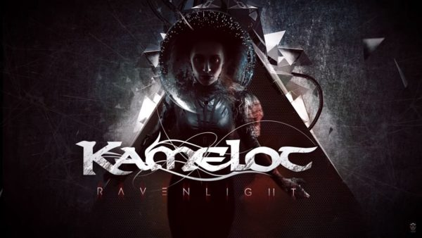 Lyric Video Kamelot Ravenlight