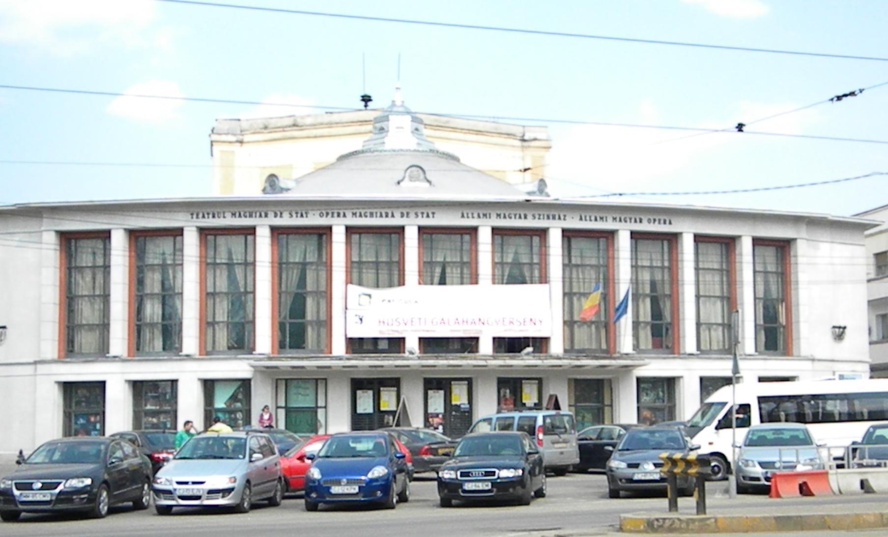 Opera Maghiară (Cluj-Napoca) din Cluj-Napoca