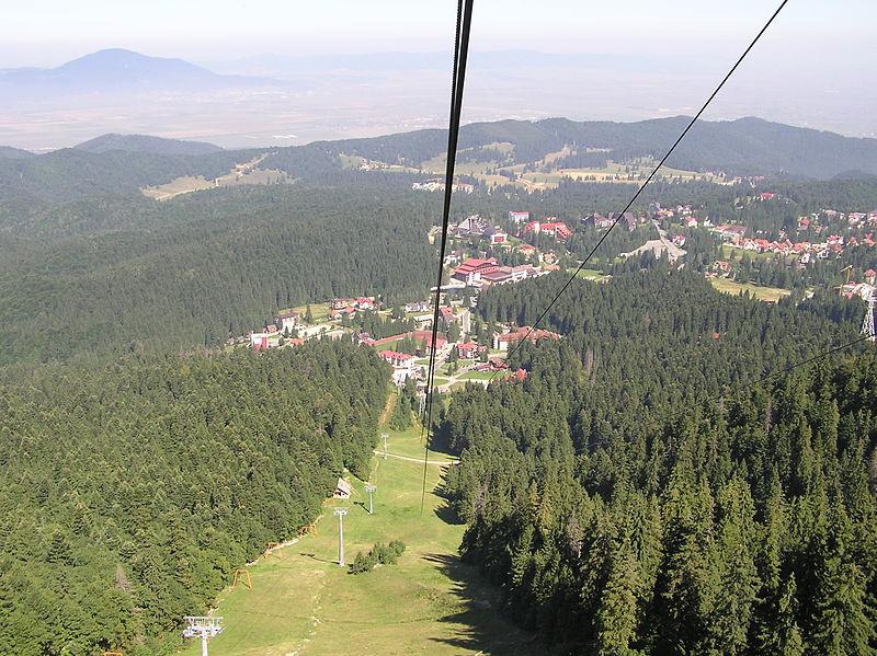 Poiana Brașov din Brașov