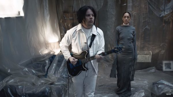 Videoclip Jack White Over and Over and Over