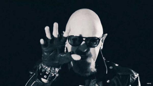 Videoclip Judas Priest Spectre
