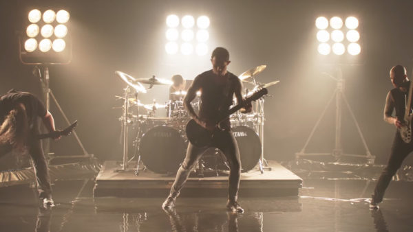 Videoclip Trivium Beyond Oblivion