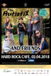 The AutistiX - concert caritabil