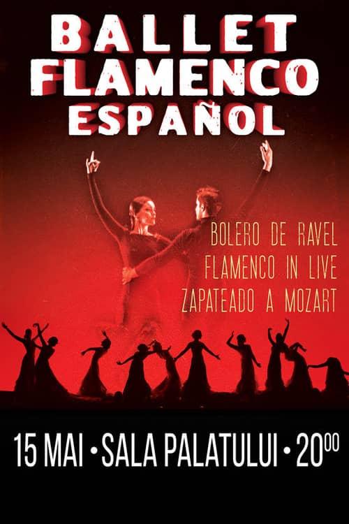 Ballet Flamenco Español la Sala Palatului