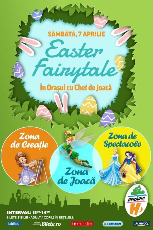 Easter Fairytale la Berăria H