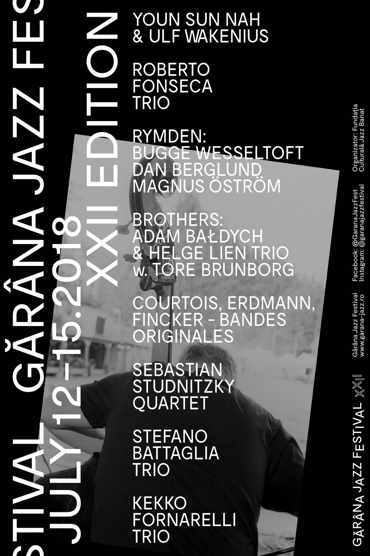 Gărâna Jazz Festival 2018 la Poiana Lupului de la Garâna