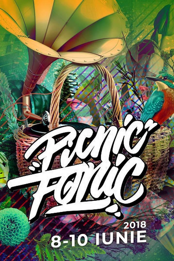 Picnic Fonic Festival 2018 la Federația Română de Tir Sportiv - Pădurea Băneasa