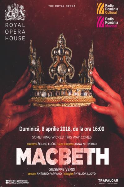 Poster eveniment The Royal Opera House - Macbeth