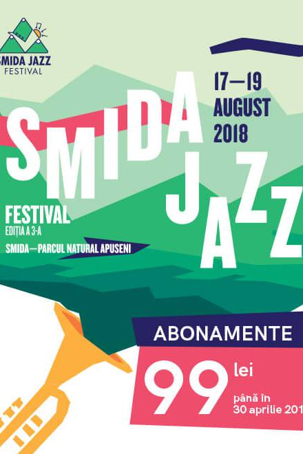 Smida Jazz Festival 2018 la Smida (comuna Beliș, Cluj)