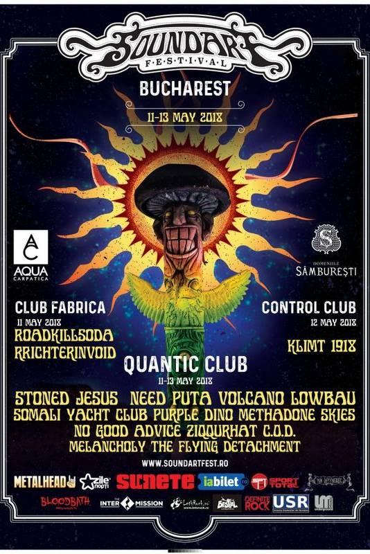 SoundArt Festival II la Quantic Club