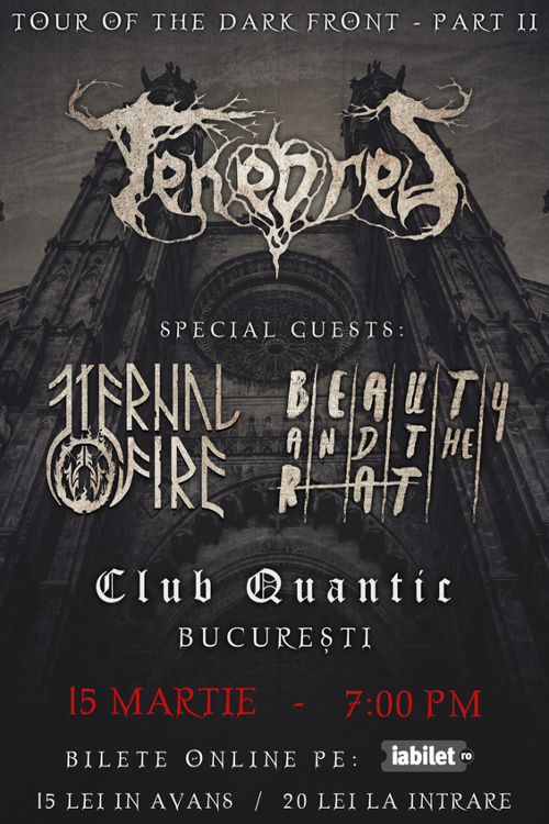 Tenebres la Quantic Club