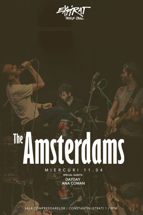 The Amsterdams la Expirat Club