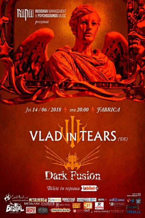 Vlad in Tears la Fabrica