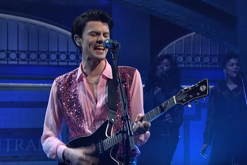 James Bay - Pink Lemonade (Live on SNL / 2018)
